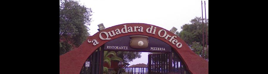 A QUADARA DI ORFEO - RISTORANTE PIZZERIA - CROTONE